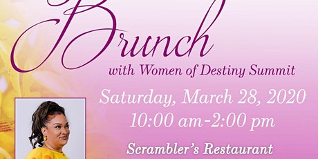 Women of Destiny Summit Brunch tickets