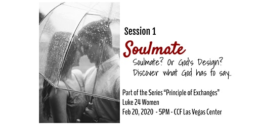 Session 1: Soulmate