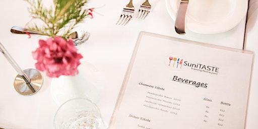 SuniTASTE Lunch Service Thursday 27th February 2020