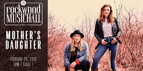 Mother's Daughter @ Rockwood Music Hall tickets