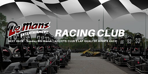 Le Mans Addicts Club March