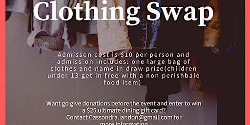 Clothing Swap- Peterborough