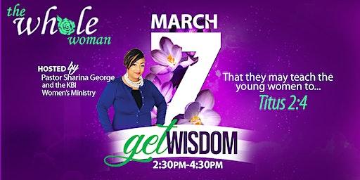 Get Wisdom 2020