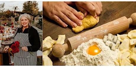 Pasta Basics with Vicki DeFrancesco   Satutday March 21st 11am tickets