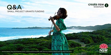 Webinar Q&A - Small Project Grants (Quick Response) funding tickets