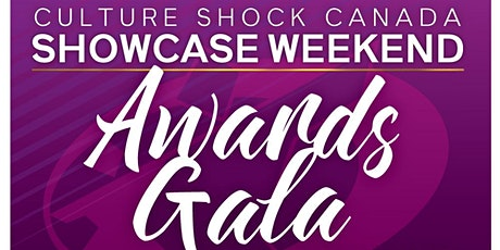 2020 Culture Shock Canada Showcase Launch Party and Awards tickets