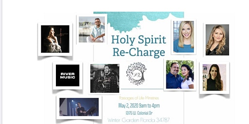 Holy Spirit Re-Charge  2020