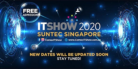ITSHOW 2020 tickets