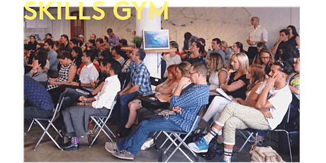 Vibewire Skills Gym - Personal Branding for Young Professionals tickets