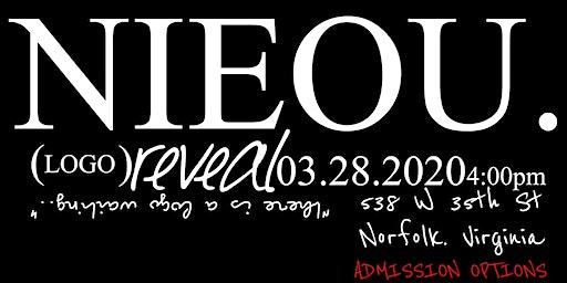 THE NIEOU. LOGO REVEAL