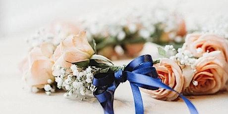 Corona de Flores Naturales tickets