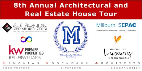SHORT HILLS HOUSE TOUR Benefiting Millburn Township School's Special Services & Promoting Autism Awareness tickets