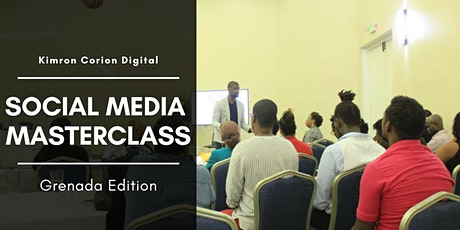 Masterclass- Leveraging Social Media For  Success in 2020- Grenville tickets