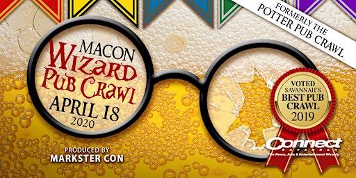 Wizard Pub Crawl (Macon, GA)