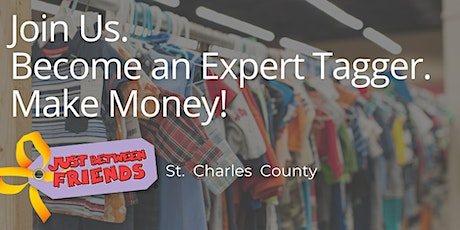 JBF St. Charles County Tagging Workshop tickets