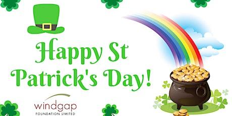 St Patrick's Day Breakfast! tickets