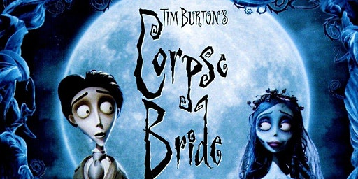 World Square Ghoul's Night Out Silent Cinema- Tim Burton's Corpse Bride