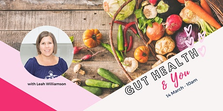 Gut Health & You, Underwood tickets
