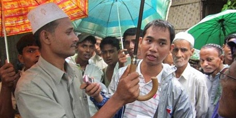 The Politics of Media in Myanmar Now - Visitor Lecture by Swe Win tickets