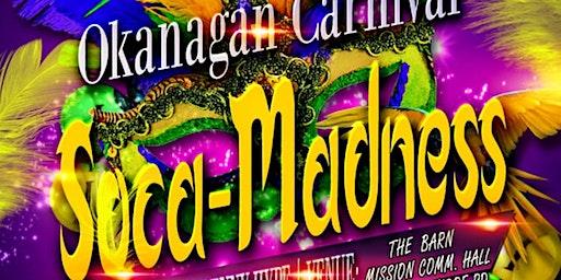Okanagan Carnival Soca-Madness