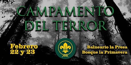Campamento del Terror boletos