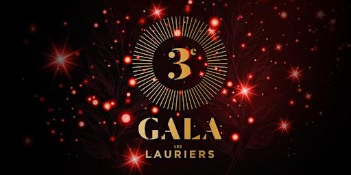 Gala des Lauriers /// 3e édition - Billets BRIGADE