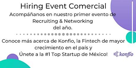 Talent & Networking - Konfio! tickets