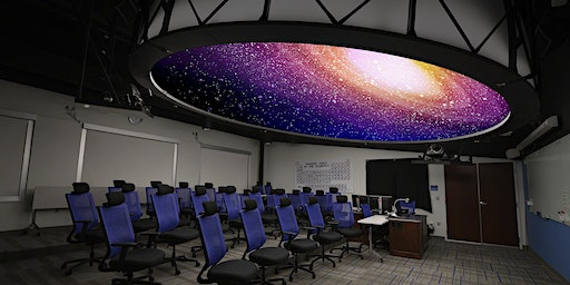 Planetarium Show: Out There: Exploring New Horizons (8:00)