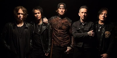 Buckcherry at El Corazon