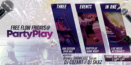 PartyPlay Super Saturdays at THE FRUIT tickets
