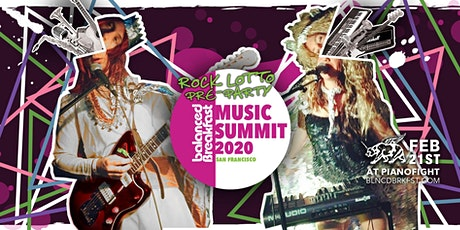 BB Rock Lotto Pre Music Summit Party w/ DJ Reed Fox & Bun Bun tickets