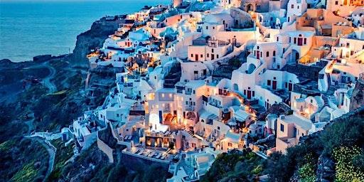 The Gracefull Table Presents: OPA! A Greek Supper Club