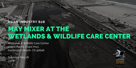 AIB2B May Mixer at the Wetlands & Wildlife Care Center tickets