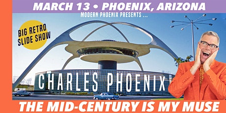 Charles Phoenix: Mid-Century is My Muse! tickets