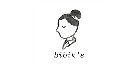 Bibik's Pop Up - Singapore Street Eats!  tickets