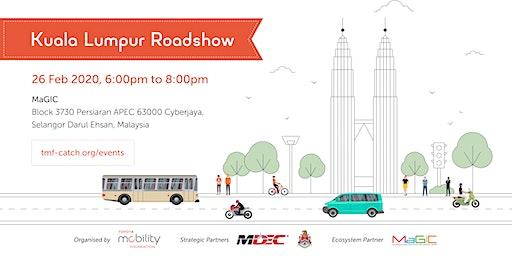 City Architecture for Tomorrow Roadshow (Kuala Lumpur)