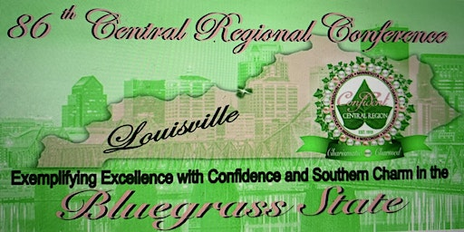 Alpha Kappa Alpha Sorority, Inc. 86th Central Regional Conference