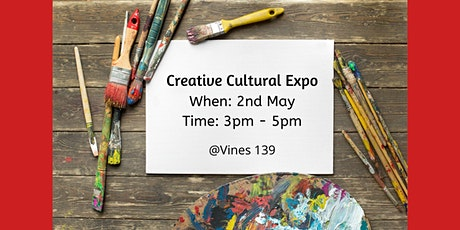 Rescheduled TBA Creative Cultural Expo tickets