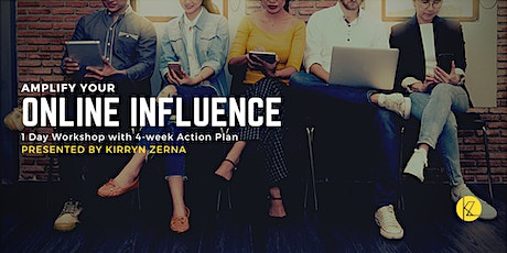 Online Influence Event in Sydney tickets