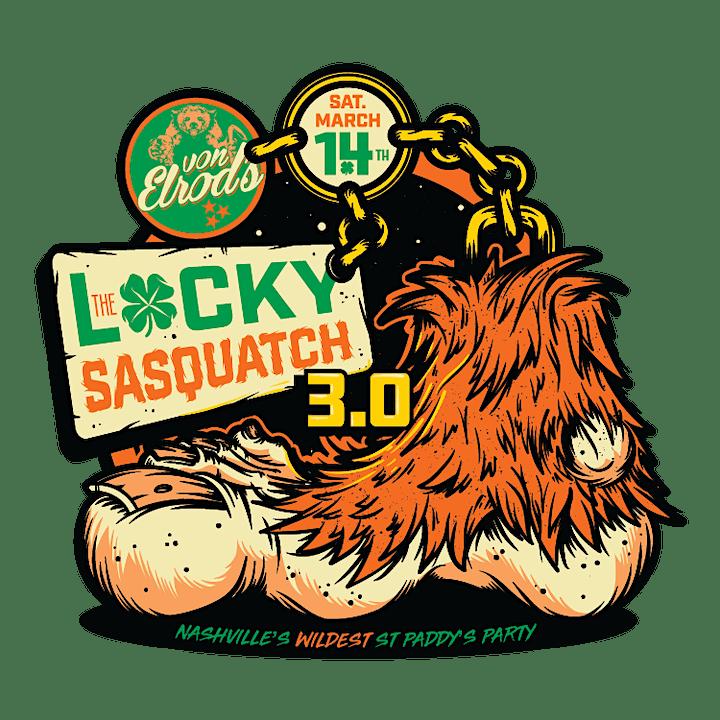 The Lucky Sasquatch 3.0 image