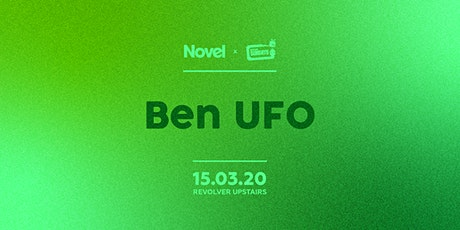 Novel Presents Ben UFO tickets