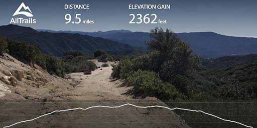 Women Who Explore San Diego - Hot Springs Mountain Hike