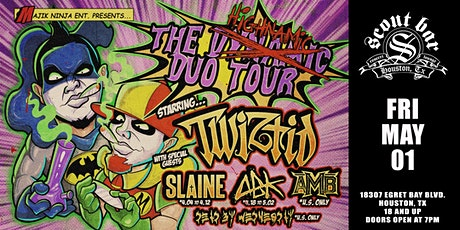 TWIZTID- The Highnamic Duo Tour tickets