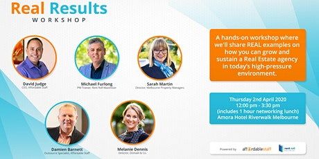 Real Results Workshop tickets