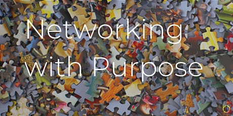 Free Workshop: Networking with Purpose tickets