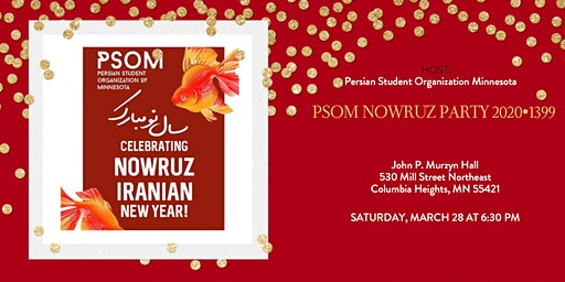 PSOM Nowruz Party (Persian New Year)