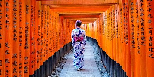 Japan information evening