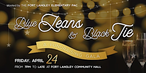 Blue Jeans & Black Tie: A Fundraising Gala