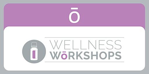 dōTERRA Wellness Workshop NAPIER
