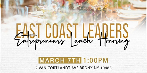 Leaders & Entrepreneur Lunch